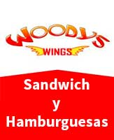 Sandwich Y Hamburguesas Woody's - tuNicaragua.com