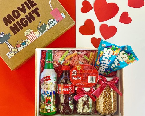 Movie Night Box - Boxed