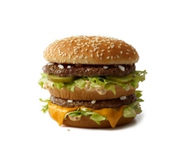 Hamburguesa Big Mac - McDonalds