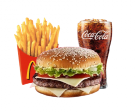 McMenú Big Tasty en Combo - McDonalds