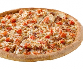 Pollo y Bacon Ranch - Papa Johns